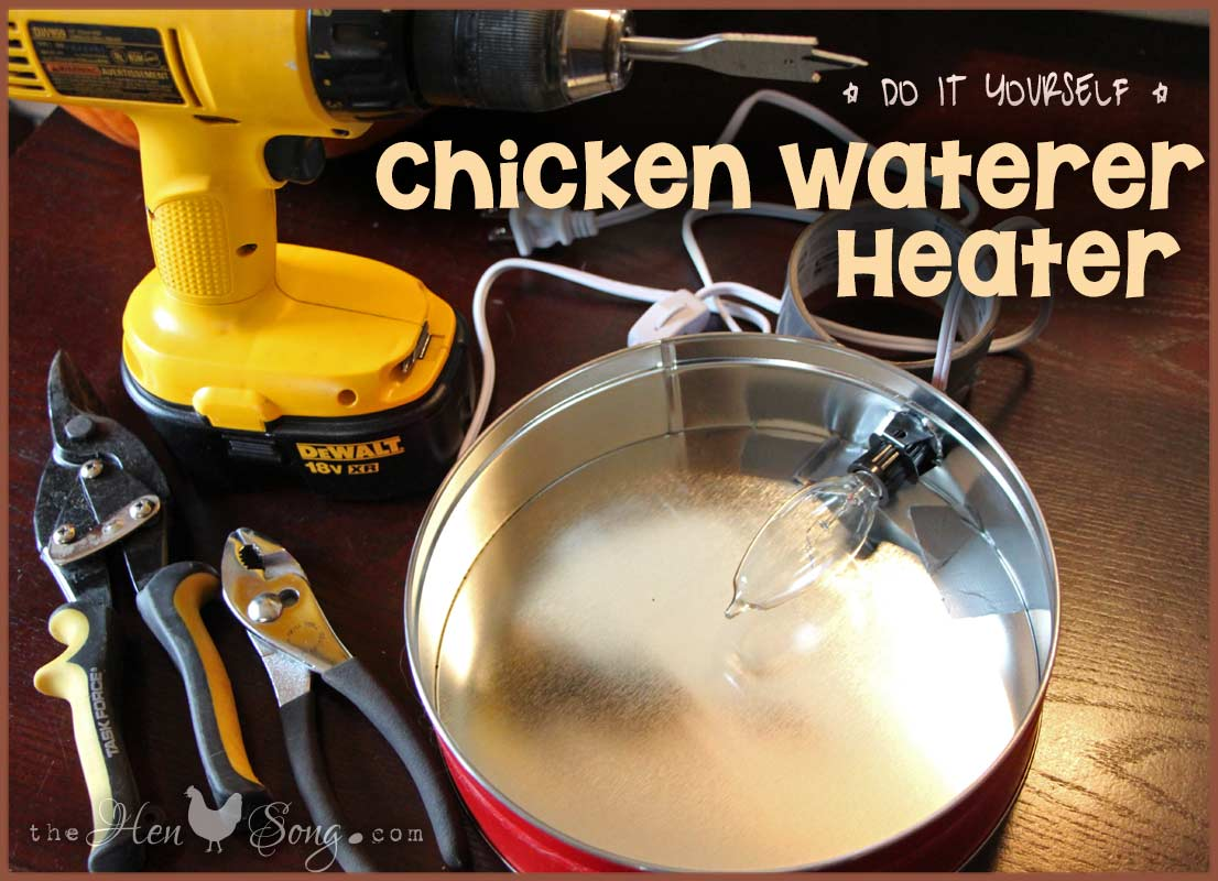 chickenWatererHeater